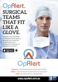 OpAlert for Surgeons