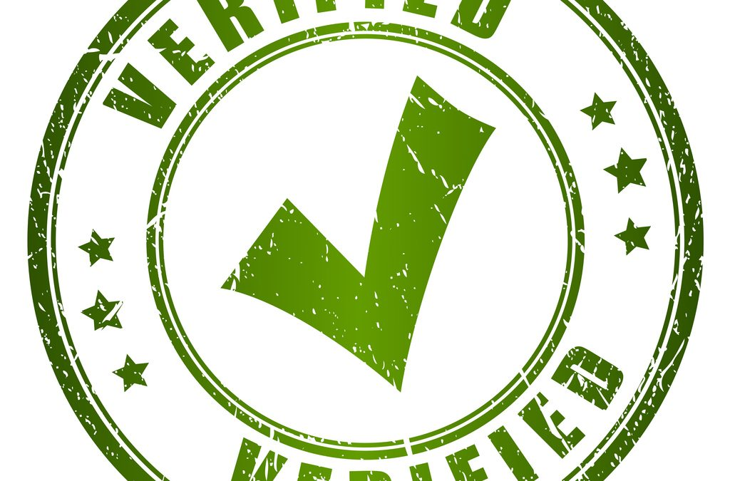What is the verification process?