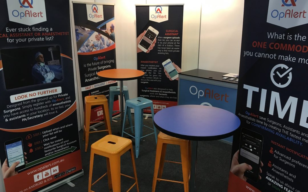 We are at the RACS ASM